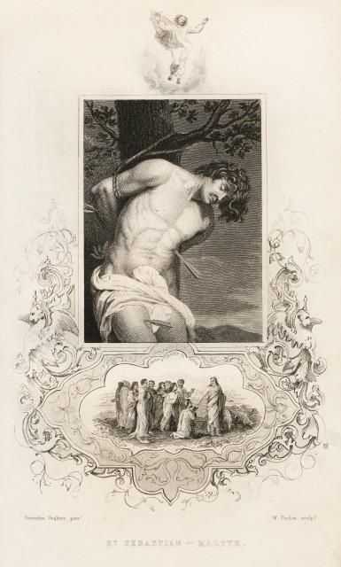 St Sebastian - Martyr