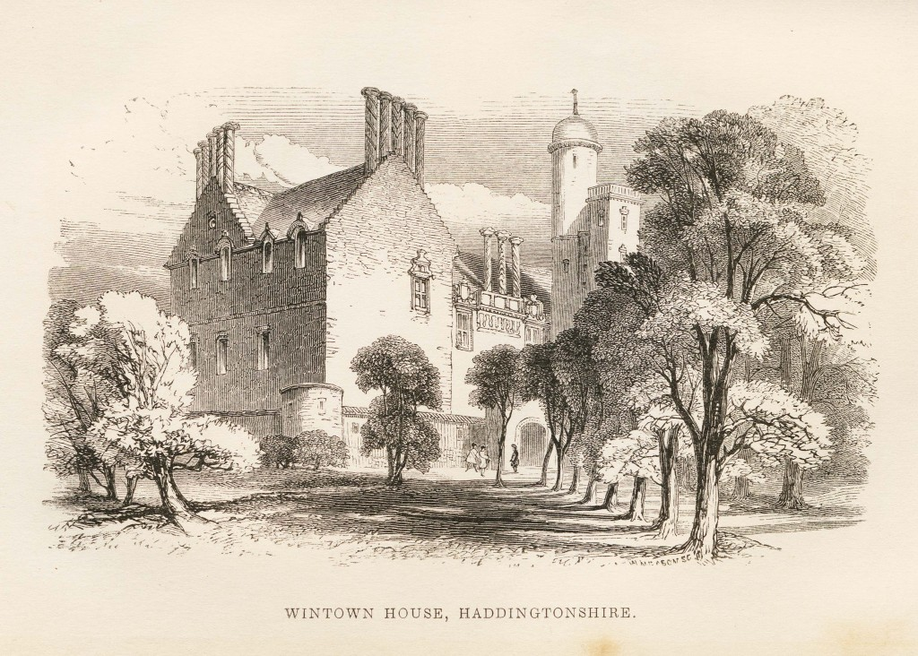Winton House, East Lothain