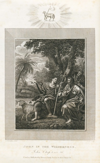 John the Baptist in the Wilderness