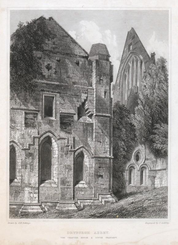 Dryburgh Abbey