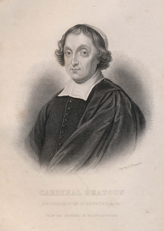 Cardinal Beaton