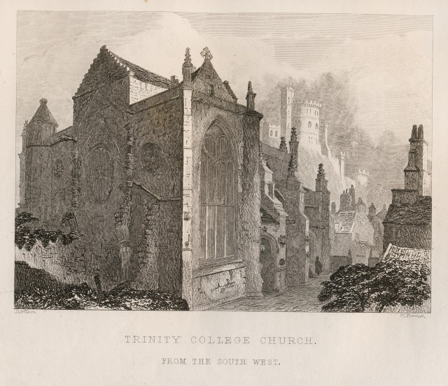 Trinity College Church, Edinburgh