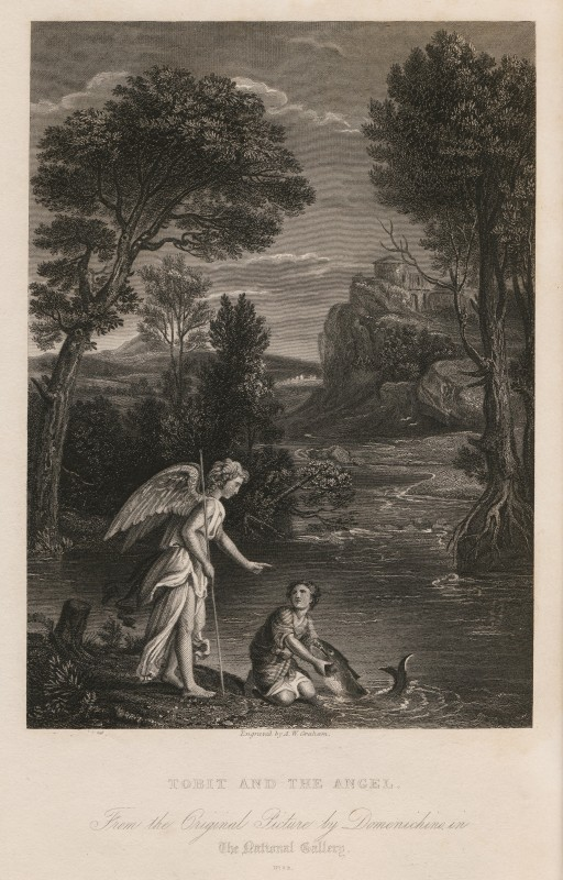 Tobit and the Angel