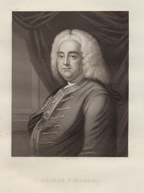 George F Handel