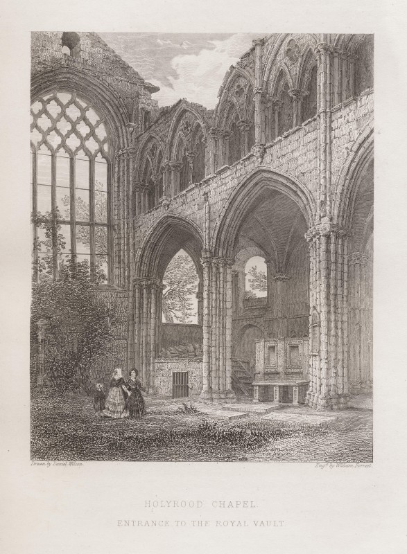 Holyrood-Abbey
